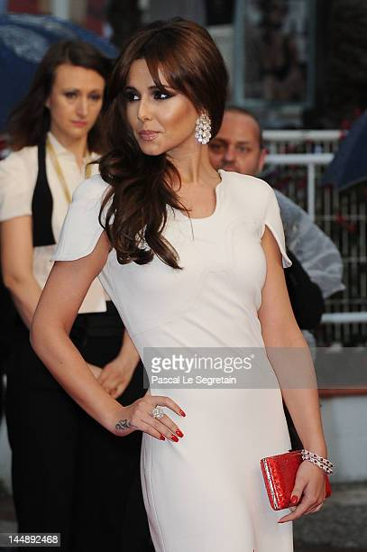 """Cheryl Cole attends the """"Amour"""" premiere during the 65th Annual Cannes Film Festival at Palais des Festivals on May 20, 2012 in Cannes, France."""