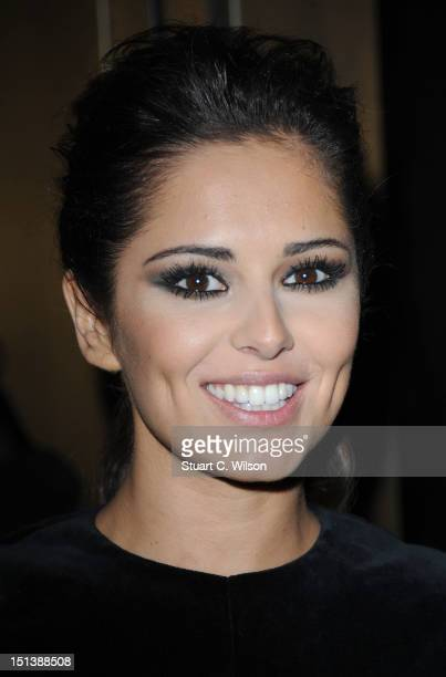 Cheryl Cole attends the Giuseppe Zanotti Event for Vogue's Fashion Night Out at Giuseppe Zanotti on September 6 2012 in London England