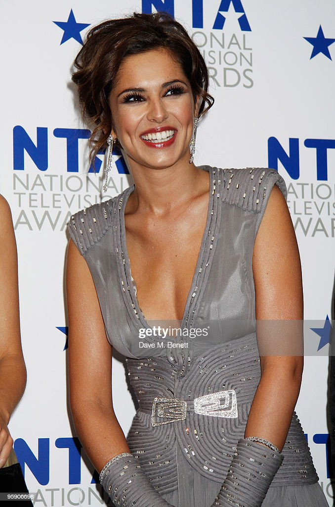 Cheryl Cole attends the National Television Awards at the O2 Arena on January 20, 2010 in London, England.