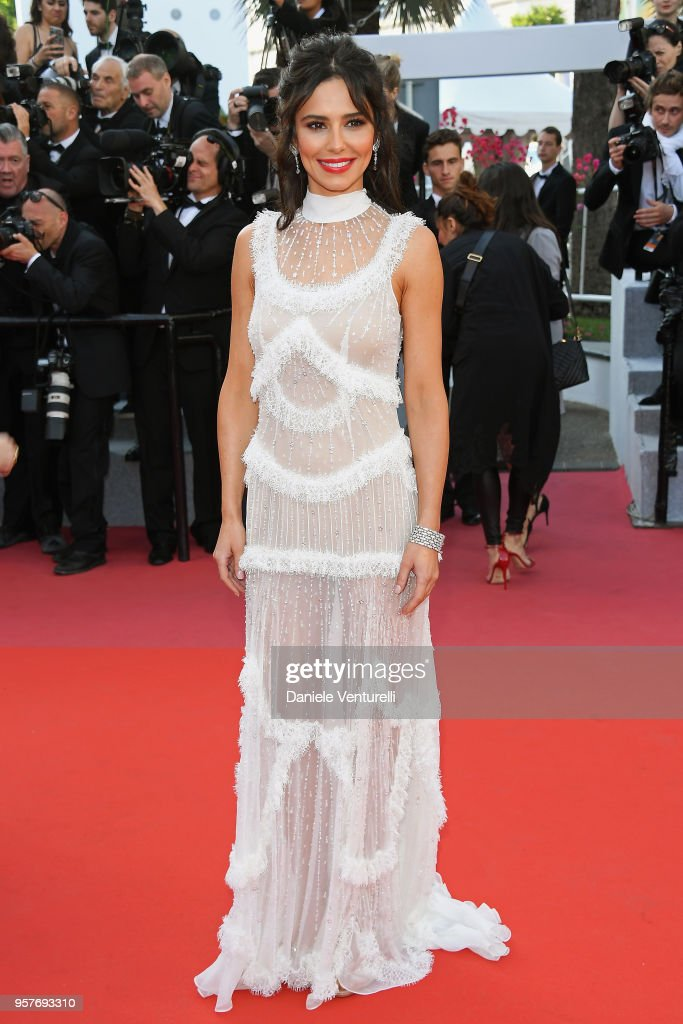 'Ash Is The Purest White (Jiang Hu Er Nv)' Red Carpet Arrivals - The 71st Annual Cannes Film Festival : ニュース写真