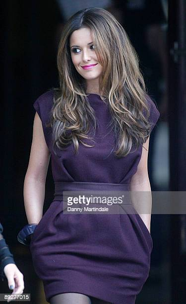 Cheryl Cole attends the X Factor Boot Camp at the Hammersmith Apollo on July 27, 2009 in London, England.