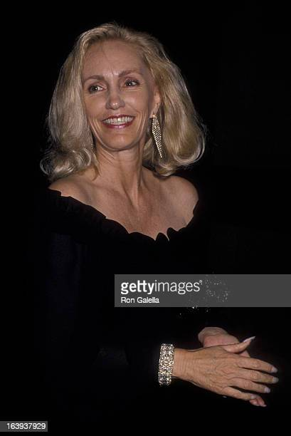 Cheryl Crane attends American Movie Makers Gala on June 16 1990 at the Los Angeles County Museum of Art in Los Angeles California