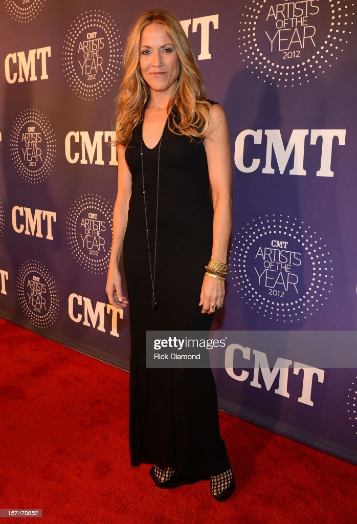 Cheryl Crow attends 2012 CMT Artists Of The Year at The Factory at Franklin on December 3, 2012 in Franklin, Tennessee.