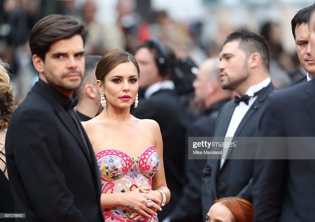Cheryl Fernandez-Versini attends the screening of 'Slack Bay (Ma Loute)' at the annual 69th Cannes Film Festival at Palais des Festivals on May 13, 2016 in Cannes, France