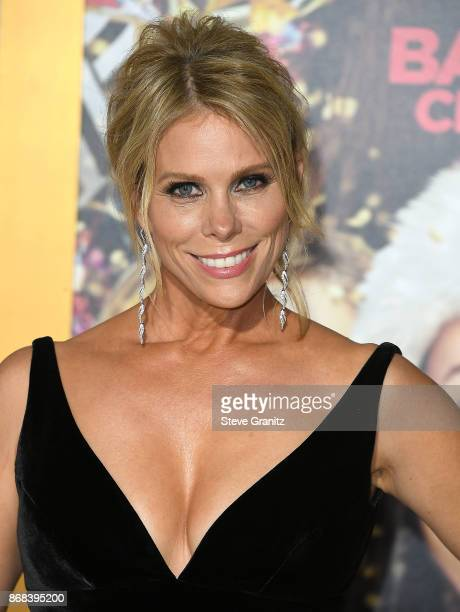 Cheryl Hines arrives at the Premiere Of STX Entertainment's A Bad Moms Christmas at Regency Village Theatre on October 30 2017 in Westwood California
