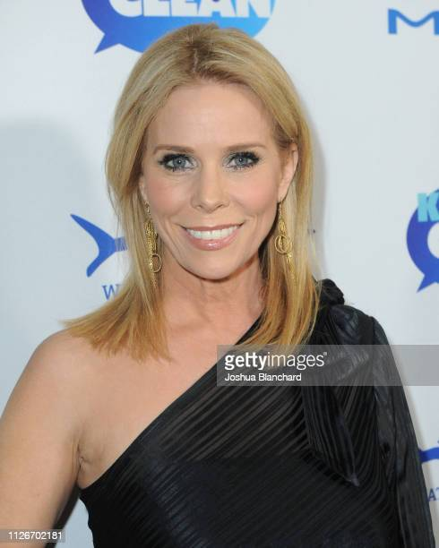 Cheryl Hines attends Keep It Clean Live Comedy To Benefit Waterkeeper Alliance on February 21 2019 in Los Angeles California