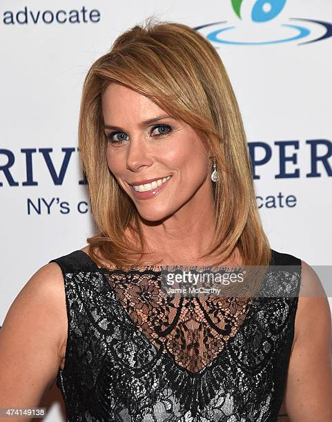 Cheryl Hines attends the 2015 Riverkeeper Fishermen's Ball at Pier Sixty at Chelsea Piers on May 20 2015 in New York City