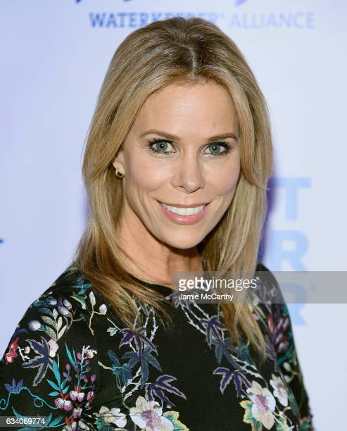 Cheryl Hines attends the 2017 Art For Water To benefit Waterkeeper Alliance at Sotheby's on February 6 2017 in New York City