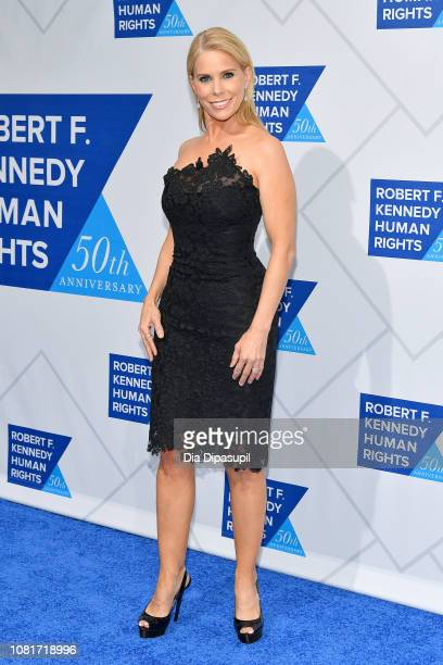Cheryl Hines attends the 2018 Robert F Kennedy Human Rights' Ripple Of Hope Awards at New York Hilton Midtown on December 12 2018 in New York City