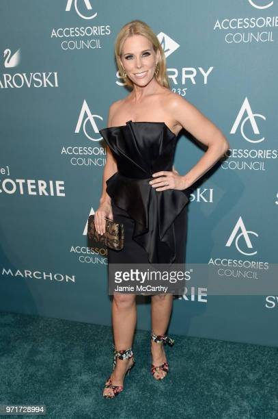 Cheryl Hines attends the 22nd Annual Accessories Council ACE Awards at Cipriani 42nd Street on June 11 2018 in New York City