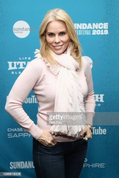 Cheryl Hines attends the 'Anthropocene The Human Epoch' Premiere during the 2019 Sundance Film Festival at Temple Theater on January 25 2019 in Park...