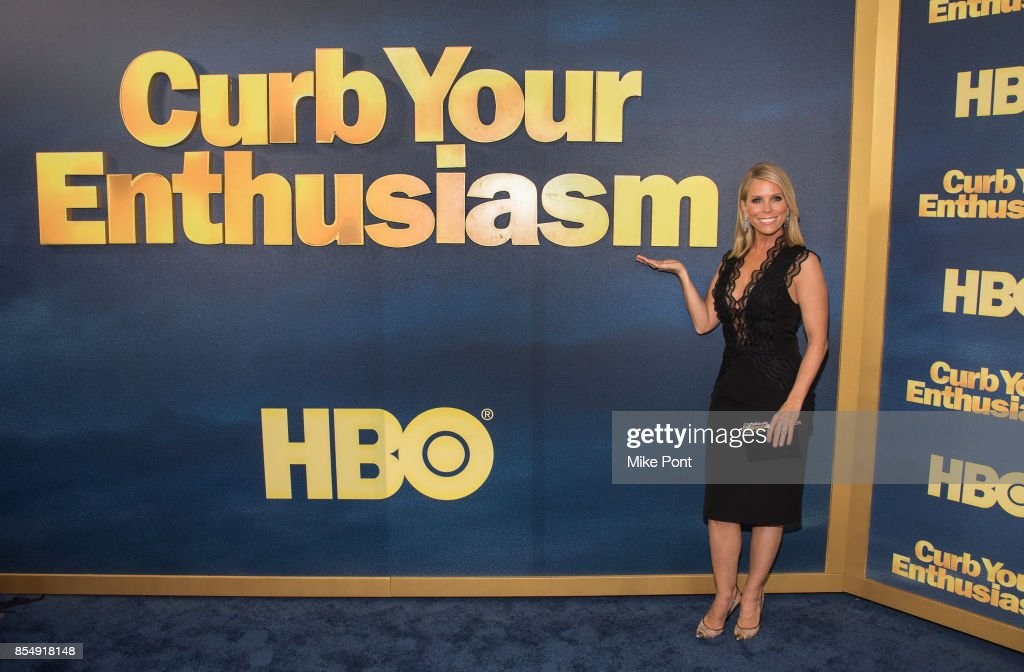 """Curb Your Enthusiasm"" Season 9 Premiere : News Photo"