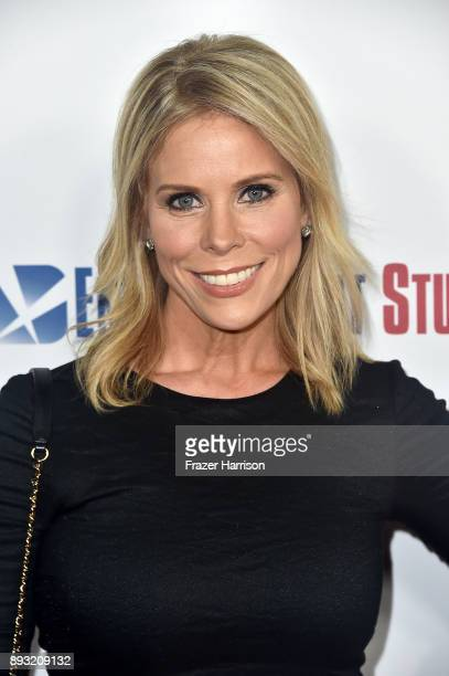 Cheryl Hines attends the premiere of Entertainment Studios Motion Pictures' 'Hostiles' at Samuel Goldwyn Theater on December 14 2017 in Beverly Hills...