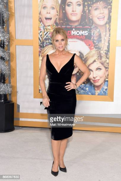 Cheryl Hines attends the premiere of STX Entertainment's A Bad Moms Christmas at Regency Village Theatre on October 30 2017 in Westwood California