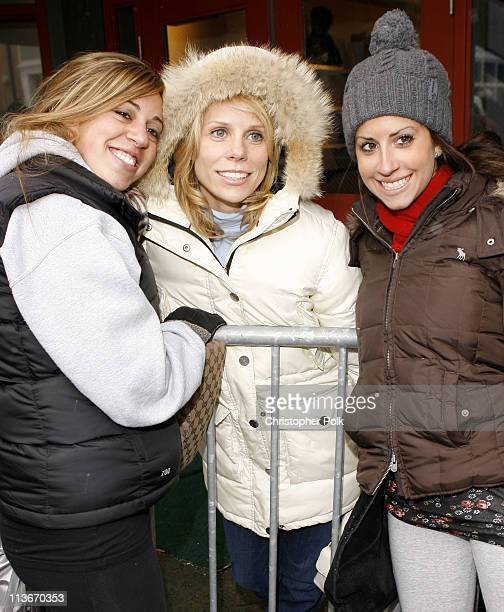 Cheryl Hines during 2007 Park City Seen Around Town Day 3 at Streets of Park City in Park City Utah United States