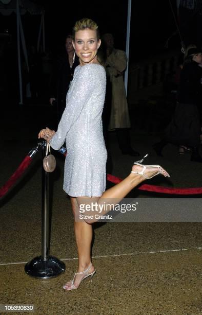 Cheryl Hines during 31st Annual People's Choice Awards Arrivals at Pasadena Civic Auditorium in Pasadena California United States