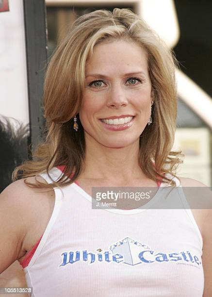 Cheryl Hines during Harold Kumar Go To White Castle Los Angeles Premiere Arrivals at The Mann Chinese Theatre in Hollywood California United States