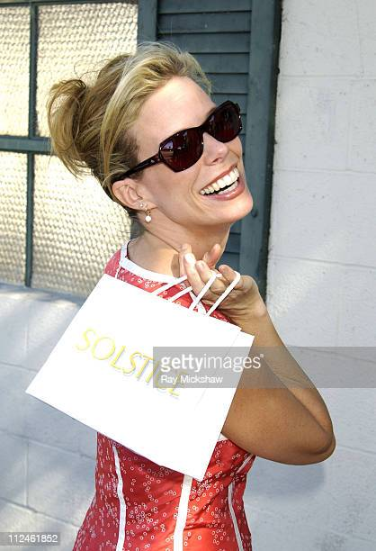 Cheryl Hines from Curb your Enthusiasm Wearing Stella McCartney Sunglasses