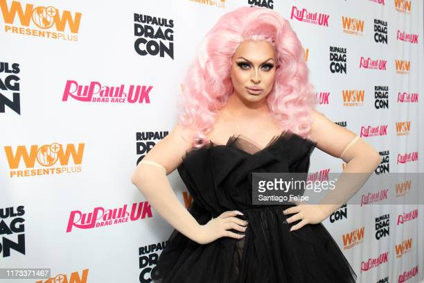 Cheryl Hole attends RuPaul's DragCon 2019 at The Jacob K Javits Convention Center on September 08 2019 in New York City