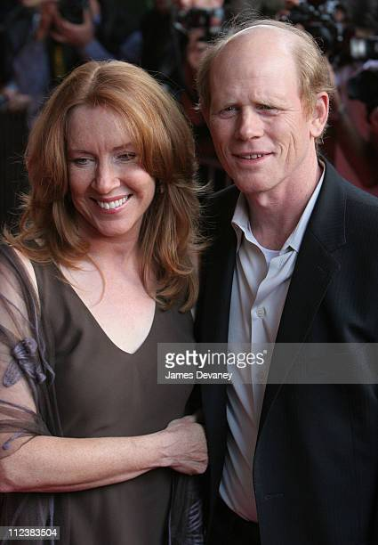 Cheryl Howard Crew and Ron Howard director/producer