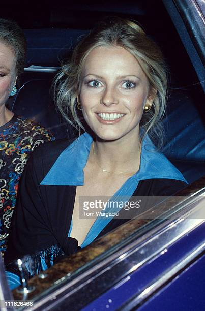 Cheryl Ladd and husband David during Cheryl Ladd and Husband David Attend Musical 'Annie' August 15 1978 at New York in New York United States
