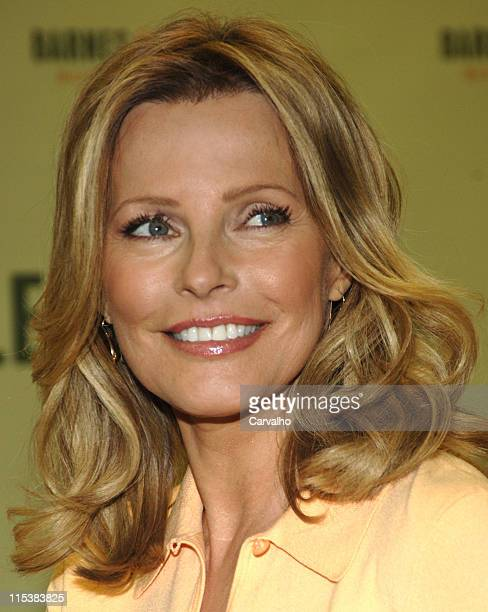 Cheryl Ladd during Cheryl Ladd Signs Her Book Token Chick A Woman's Guide to Golfing with the Boys at Barnes Noble in New York City May 24 2005 at...