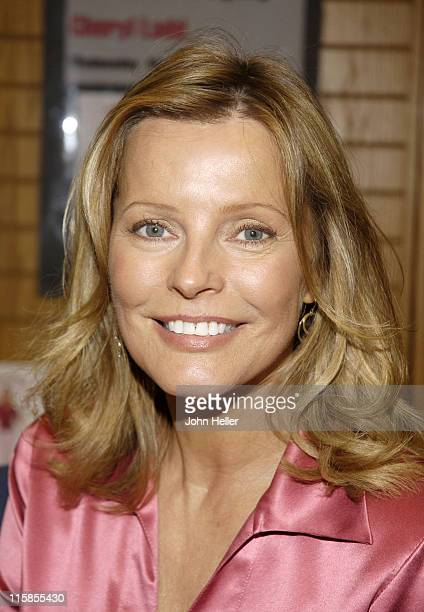 Cheryl Ladd during Cheryl Ladd Signs Her Book Token Chick A Woman's Guide to Golfing with the Boys at Borders in Torrance May 4 2005 at Borders in...