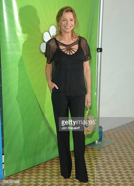 Cheryl Ladd during Las Vegas TCA Cocktail Party Arrivals at The Beverly Hilton Hotel in Beverly Hills California United States