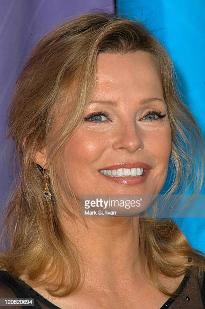Cheryl Ladd during NBC Cocktail Party for Las Vegas at TCA Arrivals at Beverly Hilton Hotel in Beverly Hills California United States