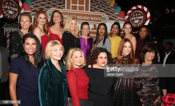 Cheryl Ladd, Sarah Drew, Rachel Boston, Megan Hilty, Melissa Joan Hart, Toni Braxton, Tiya Sircar, Bethany Joy Lenz, Keshia Knight Pulliam, Meghan...