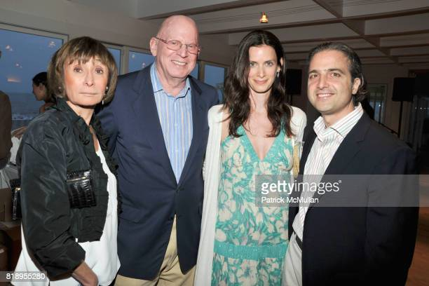 Cheryl Minikes Michael Minikes Lauren Garbuio and Alex Garbuio attend MIRACLE HOUSE 20th Anniversary Memorial Day Summer Kickoff Benefit honoring Amy...