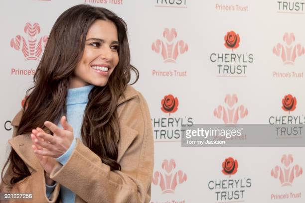 Cheryl officially opens The Prince's Trust Cheryl's Trust Centre on February 20 2018 in Newcastle Upon Tyne England Cheryl's Trust launched in 2015...