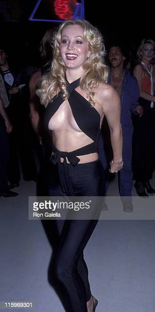 Cheryl Rixon attends Xenon Disco Opening on June 7 1978 in New York City