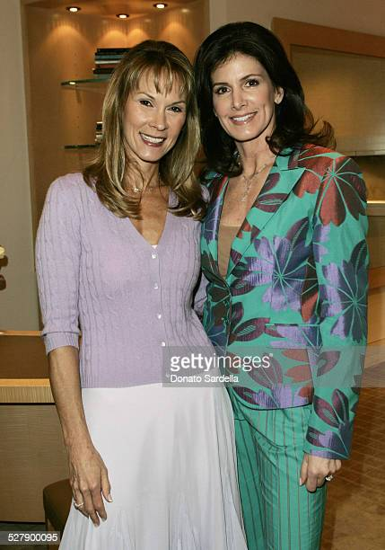 Cheryl Saban and Kelly Katz during Kelly and Martin Katz Join Irena and Mike Medavoy to Celebrate the Launch of Cheryl Saban's Newest Book Recipe For...