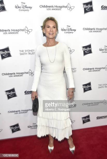 Cheryl Saban attends the 2018 Children's Hospital Los Angeles 'From Paris With Love' Gala at LA Live on October 20 2018 in Los Angeles California