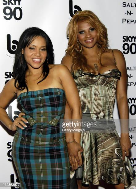 Cheryl Salt James and Sandra Pepa Denton of SaltNPepa honorees