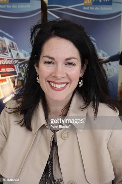 """Cheryl Shepard aus der ARD-Arztserie """"In aller Freundschaft"""",; """"Tag der offenen Tür"""", Leipzig, Sachsen, Deutschland, Europa, Fantag, Schauspielerin,..."""