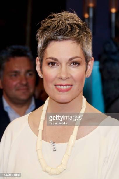 Cheryl Shepard during the NDR talk show on June 15 2018 in Hamburg Germany
