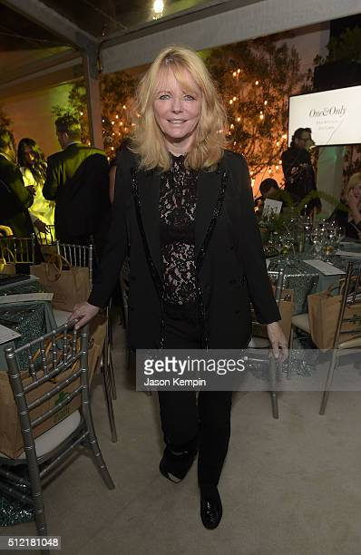 Cheryl Tiegs attends Global Green USA's 13th Annual PreOscar Party at Mr C Beverly Hills on February 24 2016 in Beverly Hills California