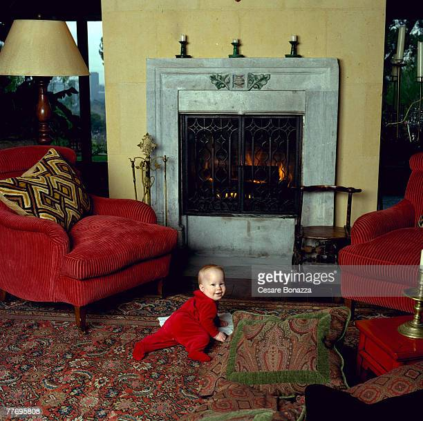 Cheryl Tiegs husband Rod Stryker son Jaden Private home in Beverly Hills Cheryl Tiegs Self Assignment May 4 2002 Beverly Hills California