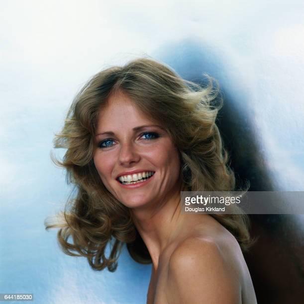 Cheryl Tiegs Smiling