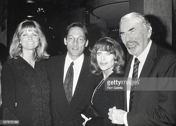 Cheryl Tiegs Tony Peck Gregory Peck and wife