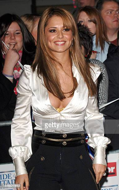 Cheryl Tweedy from Girls Aloud attending The Daily Mirror Pride Of Britain Awards 2006 ITV Centre London 6th August 2006 Job 16851