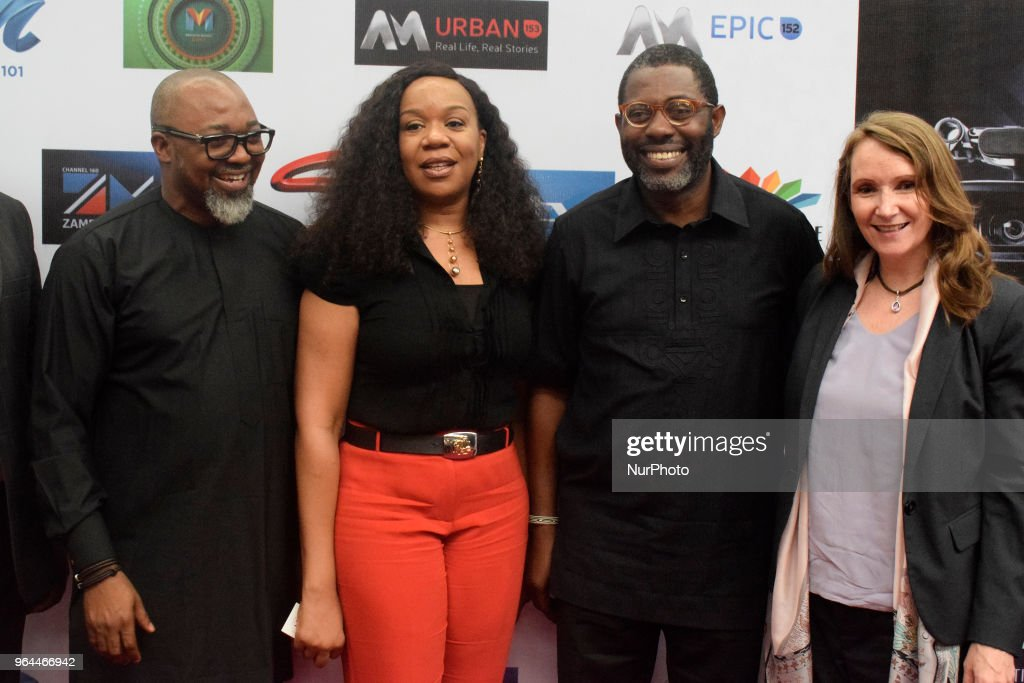 Image result for MultiChoice Talent Factory, Femi Odugbemi
