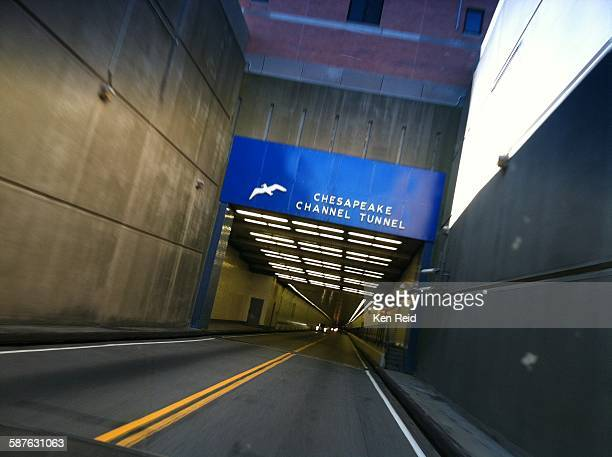 chesapeak bay tunnel - chesapeake bay bridge stock pictures, royalty-free photos & images
