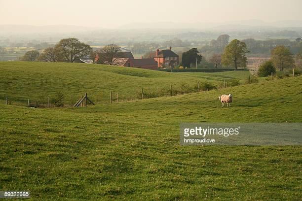 Cheshire farmhouse