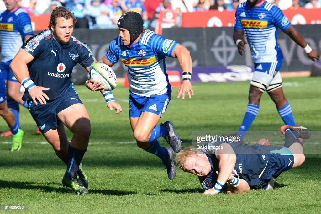 Super Rugby Rd 17 - Bulls v Stormers