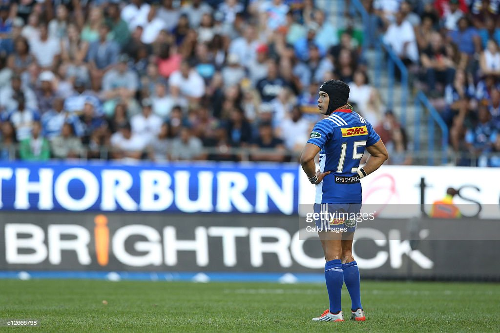Super Rugby Rd 1 - Stormers v Bulls