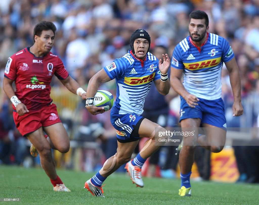 Stormers Picture: Stormers V Reds Photos And Images