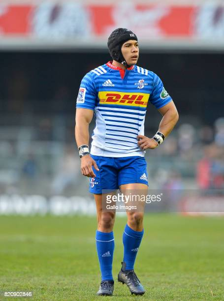 Cheslin Kolbe of the Stormers during the Super Rugby Quarter final between DHL Stormers and Chiefs at DHL Newlands on July 22 2017 in Cape Town South...